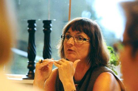 Astrid Eidsvik har ikke søkt på rådmannstillingen.