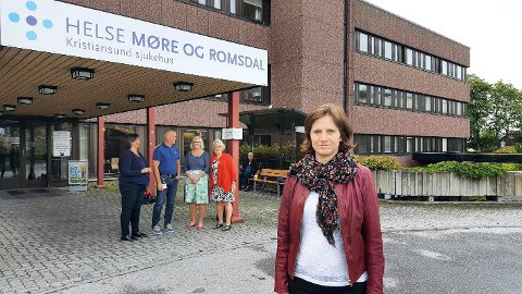 Senterpartiets helsepolitiske talsperson Kjersti Toppe.