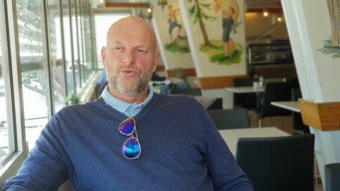 Geir Nordli anker.