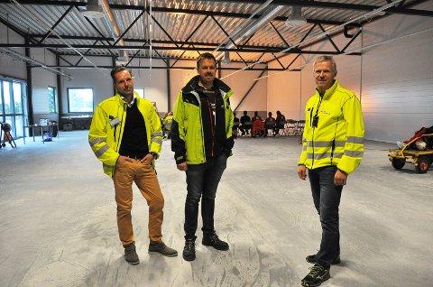 c308e6bb Snart åpner Byggmax Kristiansund dørene