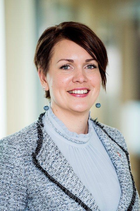 Åshild Bruun-Gundersen, Helsepolitisk talskvinne (FrP).