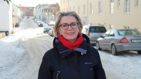 Ragnhild Helseth er valgt inn som ny leder i Møre og Romsdal Venstre.