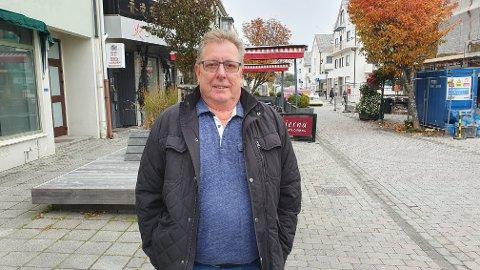 Knut Olav Hjelen er daglig leder i Kristiansund Parkering AS.