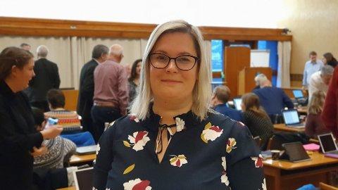 Næringslivet, eldreomsorgen og skolen trenger mer enn noen gang at kommuneøkonomien er bunnsolid, skriver Line Karlsvik i Kristiansund SV.