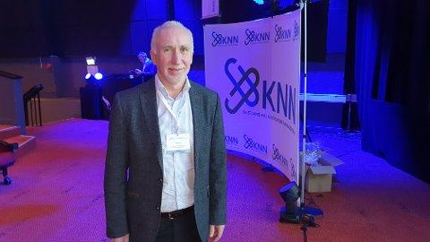 Johan Aas er klar for å få på plass en ny daglig leder i KNN.