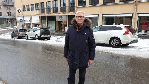 Bjarne Elde er leder av plan- og bygningsrådet i Kristiansund.