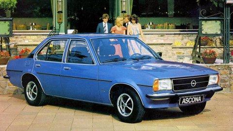 Opel Ascona B.