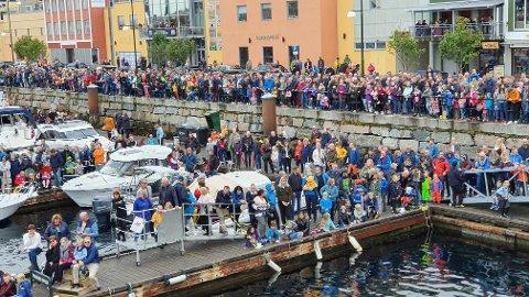 Det var fullpakket da Ta Sjansen ble arrangert for første gang i Kristiansund i 2019. Nå gjør arrangøren klar for gang nummer to den 28. august.