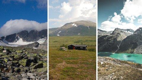 TURER I MARK OG FJELL: Det finnes mange fine turer i Norge som du kan gå på i løpet av høsten.