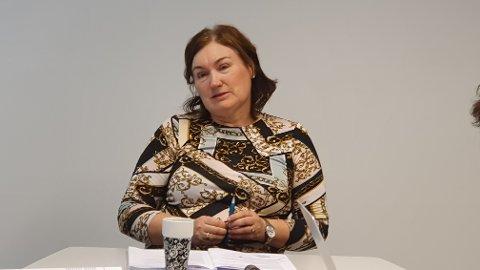 Averøyordfører Ingrid Ovidie Rangønes.