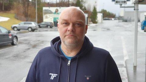 Stig Anders Ohrvik er blant Nordmørslista sine åtte representanter i Kristiansund bystyre.