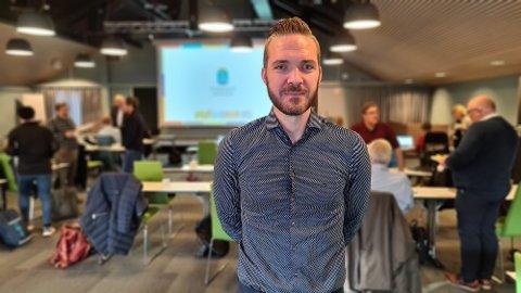 Kristiansund står foran et negativt handlingsrom i kommuneøkonomien for 2021, mener Martin Gjendem Mortensen.