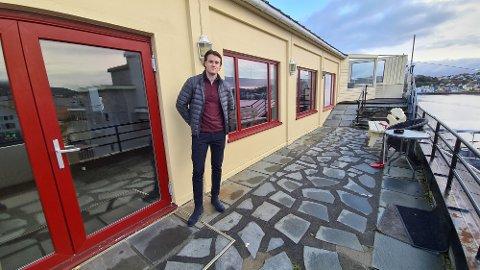 Thomas Hoem pusser opp i polykrom stil og ruster Hoemgruppen for hotelldrift i framtiden.