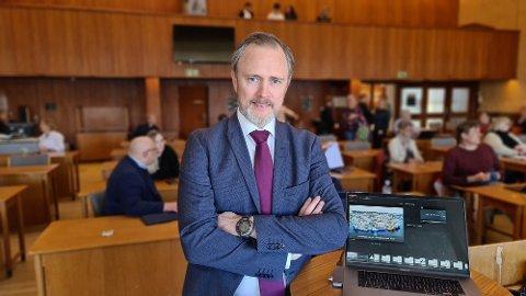 – Vi må finne rom for å drifte de nye tilbudene, sa Arne Ingebrigtsen.