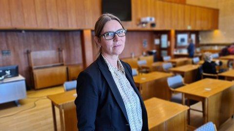 Jeg frykter mye mer å få smitte på sykehjem, sa Siv Iren Stormo Andersson.