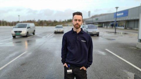 – Vi vil prøve å starte noe nytt og spennende som samler rånermiljøet i byen, sier Christoffer Teilgård.