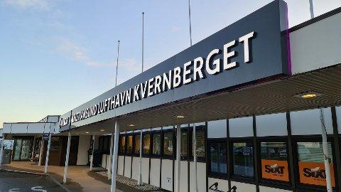 Ifølge Avinors nettsider er det satt opp flere Norwegian-avganger fra Kristiansund lufthavn fra og med 1. januar 2021.