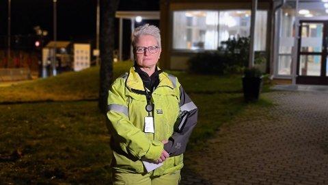 – Vi er opptatt av å lære av det som skjedde slik at det ikke skal skje igjen. Samtidig ser vi veldig alvorlig på den aktuelle hendelsen, sier Lena Skogly, fabrikksjef på Tjeldbergodden.