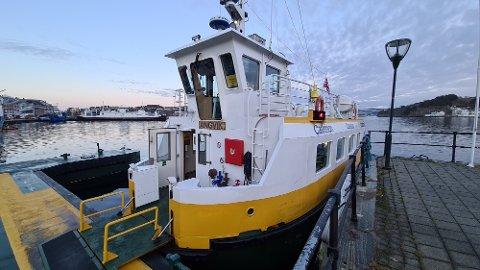 Fra mandag 4. januar  blir det nytt betalingsopplegg på sundbåten.