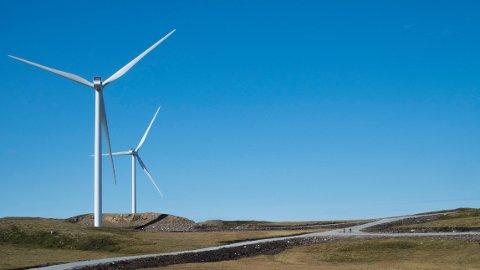 Vi ender opp med vindkraft som Plan C for kraftforsyningen, mener Jo Heringstad.