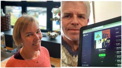 Hege Holten og Bjørn Tore Brøske