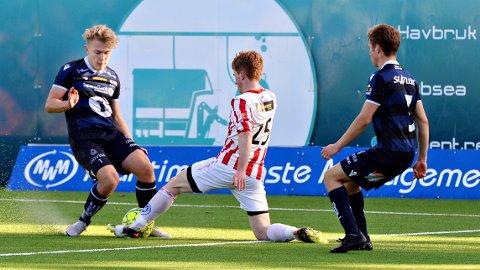 Emil Sivertsen og KBK 2 spilte om opprykk til 3. divisjon i fjor, men i år er det ikke sikkert klubben får lov å kjempe om spill på høyere nivå.