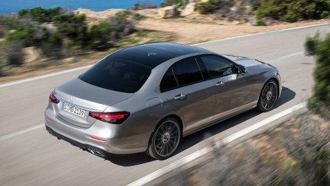 Mange velger sølvgrå bil. Da får de også en bil som «skjuler» skitt ganske bra.