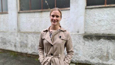 Sanna Eriksson Ryg håper bystyret sier ja til planene om nytt ungdomshus i Kristiansund.