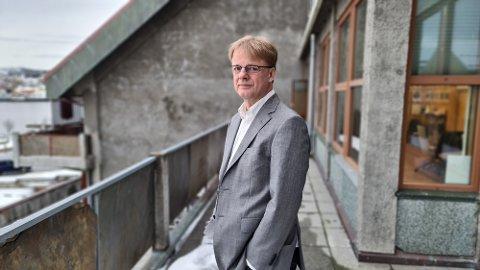 Nå handler det om å jobbe godt for å dokumentere gevinsten av økt aktivitet i Kristiansund, påpeker Arne Grødahl.