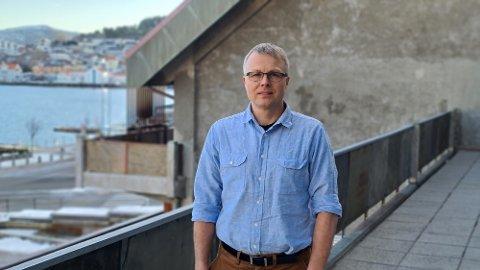Planforslaget for nytt kulturhus tas tak i og saksbehandles med en gang, forsikret Jan Brede Falkevik.