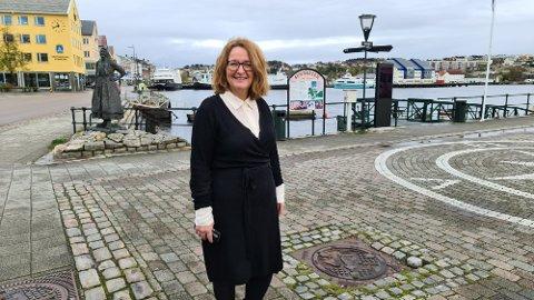– Vi har hatt stor studentvekst de siste to årene og dette synliggjøres også i budsjettet. Det er verdt å merke seg at resultatbasert uttelling tilsier økt produksjon både i Kristiansund og Molde, sier Bente Weiseth Frantzen.