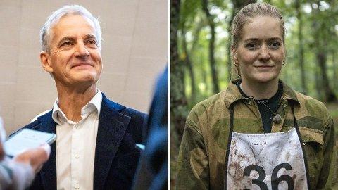 TV-STJERNE: Emilie Enger Mehl er Norges neste justisminister. Hun har tidligere vunnet et realityprogram på NRK, og er på nyåret å se i nok et TV-konsept.