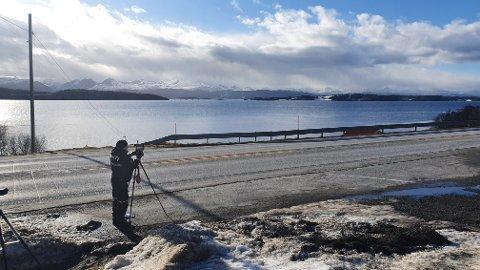 Nordmøring gjorde real blemme etter å ha passert UP på E39 ved Molde.