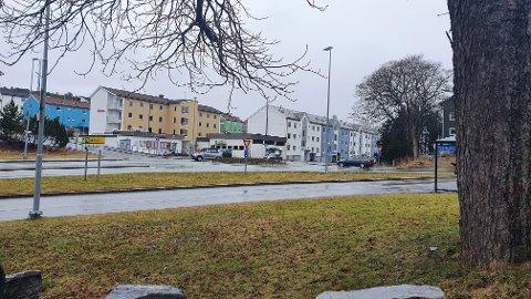 UP gjennomførte atferdskontroll i Kristiansund lørdag.