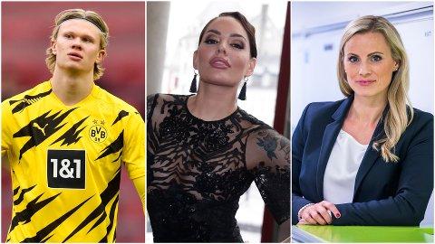 Telia-kundene har måttet må klare seg uten NENT-kanaler som TV3, Viasat 4 og TV6 etter avtalen mellom de to gikk ut 1. mars. Dermed går de glipp av tilbud og programmer som Champions League, Paradise Hotel og Luksusfellen, representert her av henholdsvis Erling Braut Haaland, Triana Iglesias og Silje Sandmæl. Men nå er de to partene endelig enige om en ny avtale.
