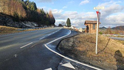 19 bilførere ble stoppet i fartskontrollen ved Boksaspa torsdag ettermidag