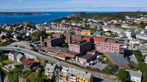 Kristiansunderen var med kona til sykehuset. Som «takk» for den hjelpen hun fikk der, stjal mannen med seg et kostbart ultralydapparat.