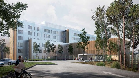 De inntil 70 millionene som GassROR gir til det nye sykehuset på Hjelset, kommer med tre vilkår og forutsetninger.