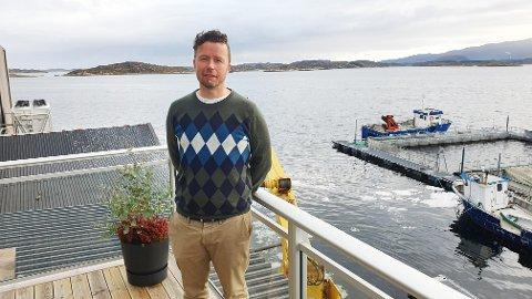 – Vi ser for oss at dette vil utvikle Pure Norwegian Seafood (PNS) videre og gi økt aktivitet for bedriften i årene som kommer, sier daglig leder Eldar Arne Henden.