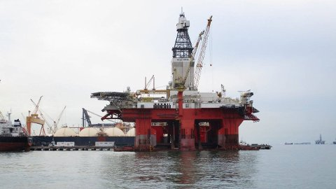 Letebrønnen i Tyrihans-segmentet i Norskehavet ble boret av «Transocean Norge».  Funnet har en verdi på mellom 10 og 15 milliarder kroner.