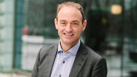 – Vi har fått inn nye dyktige bedriftsledere i styret som skal legge føringer for NHOs arbeid, sier regiondirektør Espen Remme i NHO Møre og Romsdal.