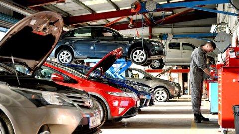 Over halvparten av bilene som er inne til EU-kontroll får mangler.