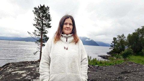 PROVOSERT: Irene Røe Vaagan i HalsaLista lot seg provosere over det hun opplevde som mobbing under kommunestyremøtet i Heim torsdag. Ordfører Odd Jarle Svanem tar saken på alvor og vil ta kontakt med Vaagan.