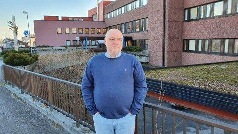 – Regjeringserklæringen åpner for en mulig langsiktig løsning, men det er viktig at vi ikke hviler på våre laurbær riktig ennå, sier Stig Anders Ohrvik som er gruppeleder for Nordmørslista i Kristiansund.