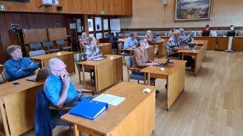Hovedutvalg for plan og bygning vedtok enstemmig å legge planforslag til nytt opera, museum og kulturhus i Kristiansund ut på offentlig ettersyn i seks uker.