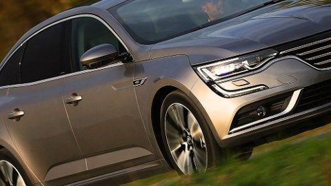 """Det å inneha tittelen """"Most Beautiful Car 2015"""", er naturligvis ikke negativt når bilen skal lanseres i Norge."""