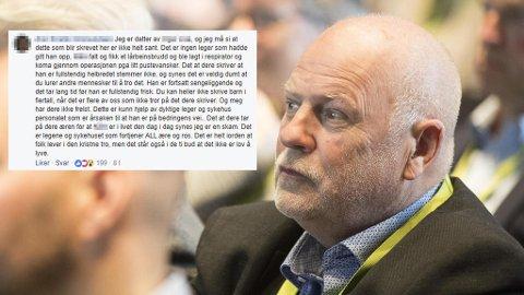 TV Visjon Norge-sjef Jan Hanvold.