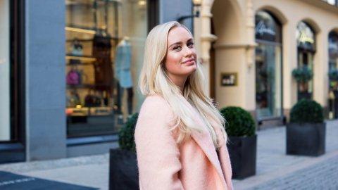 TABU: Andrea Sveinsdottir(23) skriver om sin tabu-lidelsen i underlivet på bloggen sin.