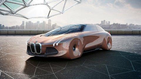 LEDER AN: BMW blir ansett som ledende innen teknologi.
