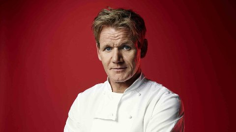 Ananas har ingenting å gjøre på en pizza, mener Gordon Ramsay.